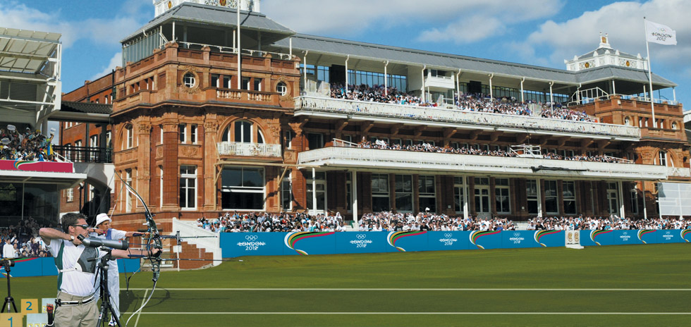 Our vision, Archery at Lord's