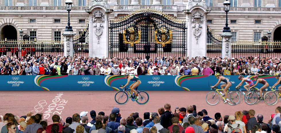 Our vision, the cycling on the Mall