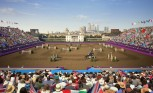 Our vision, Equestrian events in Greenwich Park