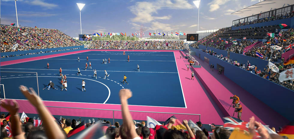 Our vision, Hockey at the Riverbank Arena